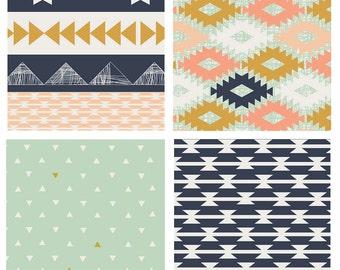 BUNDLE - Arizona - April Rhodes - Art Gallery Fabrics - Southwestern Native American