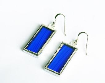 EARRINGS- Stained Glass Earrings