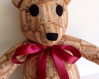 Corky the Bear