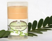 All Natural Lotion Balm with Arnica, Lavender, Menthol, Mint