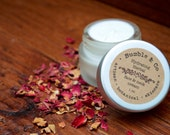 Herbal Face Cream | Natural Face and Neck Cream | Gentle Moisturizing Lotion | Antioxidant Moisturizer | Natural Skin Care | Gift for Her