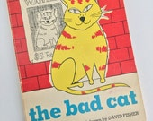 1966 The Bad Cat by David Fisher