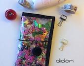 Last one!! personal DIDORI confetti TRAVELER'S NOTEBOOK fauxdori