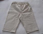 Vintage Wrangler Kahki Shorts size 15/16 Slim