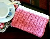 Pink eReader Cover, Case:  Kindle Accessory, Sleeve, eBook cover, kindle, eBook case, eBook sleeve, book cover, tablet case