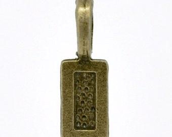 Bail, Glue On, 20mm, Antique Brass, 5BA00-0002