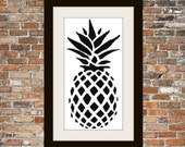 Perfect Pineapple - a Counted Cross Stitch Pattern
