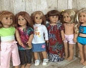18 Inch Doll Clothes Large Lot, Lot 1