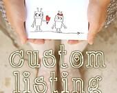 Custom Listing for La Loba