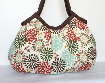Granny Bag - Kennedy Floral