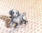 Cute Little Puppy Ring