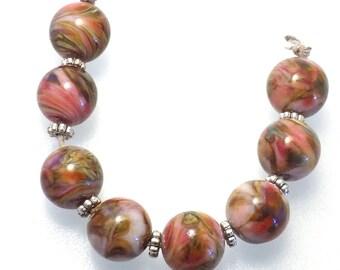 Autumn Bliss Round Style Beads SRA SRAJD