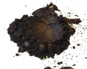 Mineral Eye Liner - Black Gold (5 gram jar)