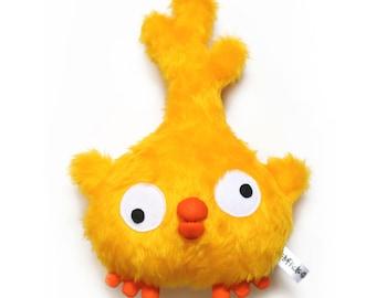 Poloko the chicken plush