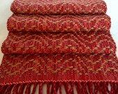 Handwoven Scarf – Pretty in Pinks by Frederick Avenue