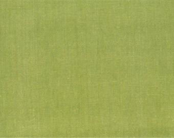 Moda Cross Weave Woven in Wasabi (12119 36)