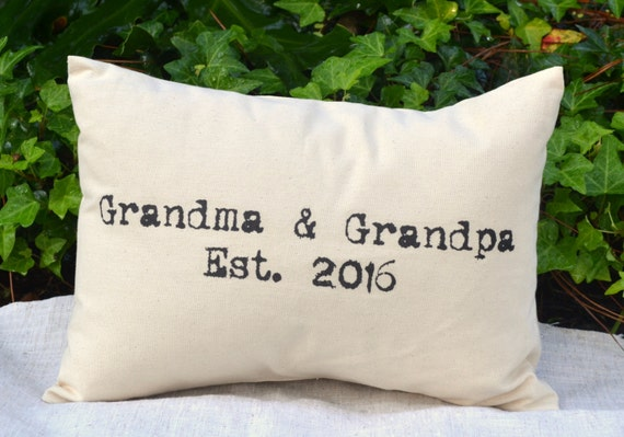Personalized Grandparent Christmas gift Hard to buy for