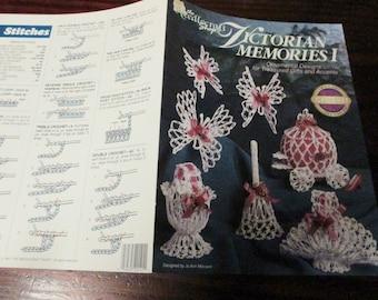 Thread Christmas Crochet Patterns Victorian Memories I Needlecraft Shop 911308 Crochet Pattern Leaflet