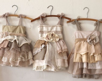 Individual Deposits for Rebecca Crabtree's Custom Flower Girl Dresses