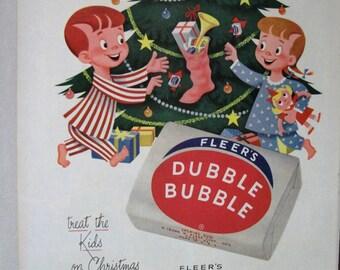 138 Dubble Bubble Gum  - 1953