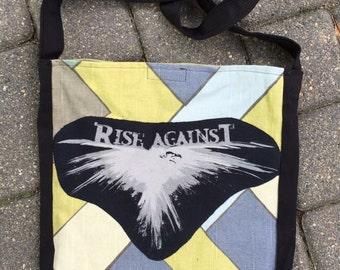 Rise Against tshirt bag