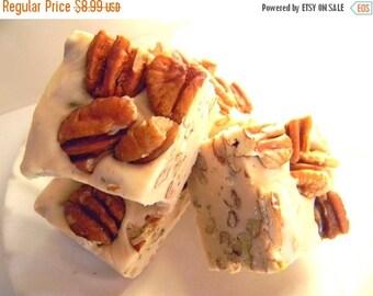 BIRTHDAY SALE Julie's Fudge - PRALINES & Cream - Half Pound