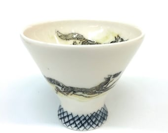 Fox Running Cocktail Cup