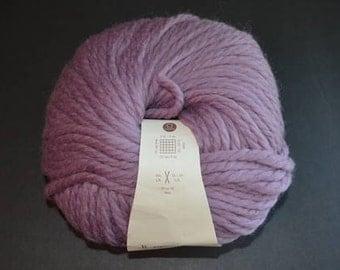 Rowan Big Wool, Lilac Wool Yarn, 100 Merino Wool, Bulky Wool Yarn, Purple Wool Yarn, Sweater Yarn, Scarf Yarn, Hat Yarn