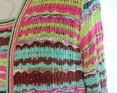 Woman's Missoni Sweater Set Size 14 Made in Italy - Sale