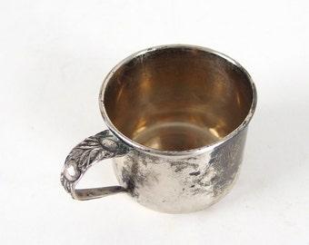 Vintage Sterling Silver Lunt 551 Baby / Juice Cup - No Engraving