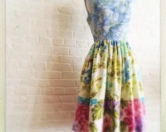 Spring belle { poppy blu }