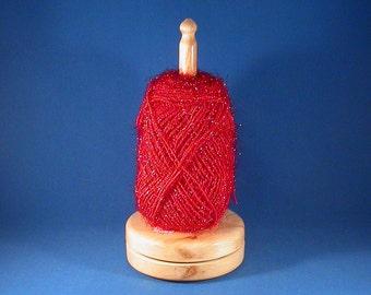 Colorado Aspen  Wood Yarn/Thread Holder