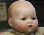 Vintage DOLL- AM Germany- Armand Marseille - My Dream Baby with Sleep Eyes & Bisque Head