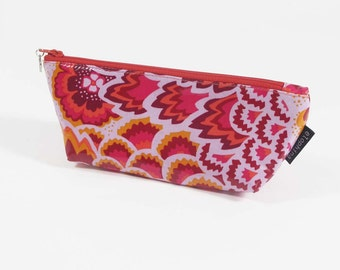 Soul Blossom Peacock Feathers Pencil Case