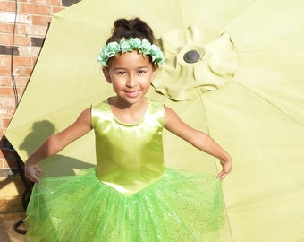Tinkerbell Inspired Costume