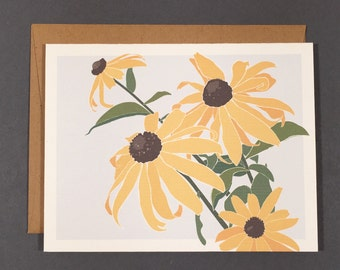 Black Eyed Susan Card Set