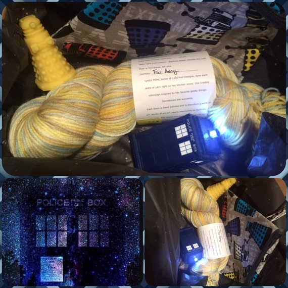 Nerdy Knit Kit 3 Month Subscription Box by LadyPurl on Etsy