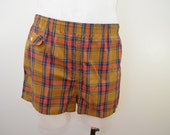 Vintage TOWNCRAFT Swim Trunks swimsuit Union Made USA size large 36-38
