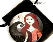 SUMMER SALE - 30% OFF - A Nightmare Before Christmas - Pocket Mirror