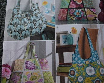 Simplicity 2396 Totes by Sweet Pea Totes  (uncut)