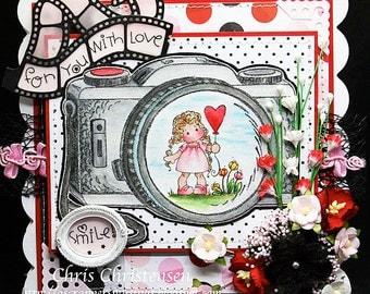 Magnolia Tilda Valentine Love  All Occasion Card