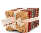 ON SALE Mille Couleurs Fat Quarter Fabric Bundle - 3 Sisters - Moda - 40 FQ