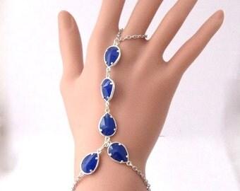 Blue Slave  Bracelet