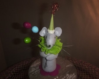 LITTLE CLOWN MOUSE