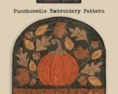 Punchneedle | Pattern | Needlwork | DIY | Crafts | Give Thanks | PN053