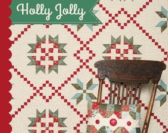 Holly Jolly Quilt Book Download