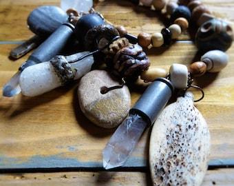 Tribal Nomadic Necklace