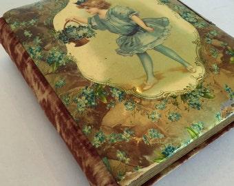 Victorian Photo Album - Filled with Children & Babies
