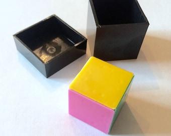 1970s Tinkeetoys Magic Vision Box
