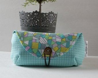 Pencil case, cosmetic case, pouch, small